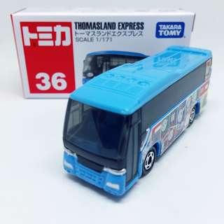 Takara Tomy Tomica 35 Thomasland Express