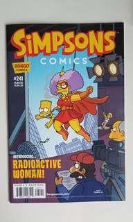 Bongo comics - Simpsons Comic