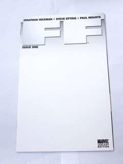 FF 1 BLANK VARIANT