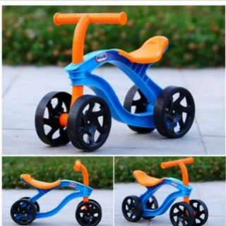 (PO) Hybrid Tri-Bike-Scooter Toddler
