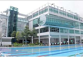 Chinese Swimming Club membership