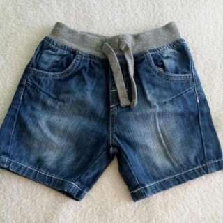 Babies Wear - Mothercare Denim Shorts