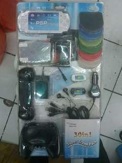PSP -2000 30 in 1 pack kit
