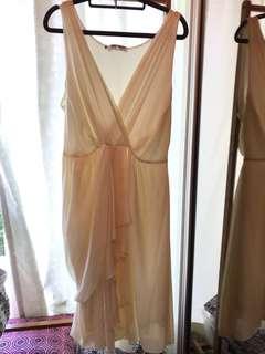 Brand New Chiffon Dress