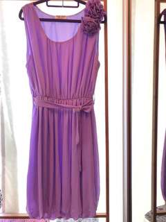 Brand New Chiffon Dress