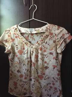 Paper Doll Blouse