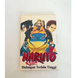 Naruto - Halangan Terlalu Tinggi