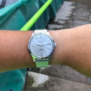 Vintage Ulysse Nardin 36000 chronometer