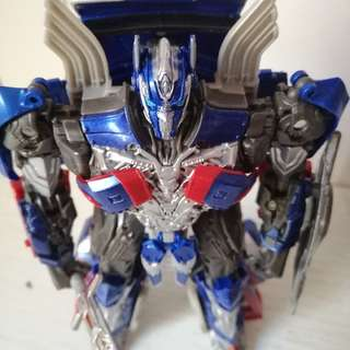 OPTIMUS PRIME TLK