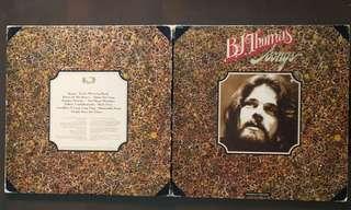 B. J. THOMAS. songs. Vinyl record