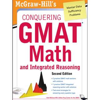ebook: Conquering the GMAT Math and Integrated Reasoning