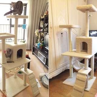 [Warehouse Price!] Luxury Cat Condo/Bedder