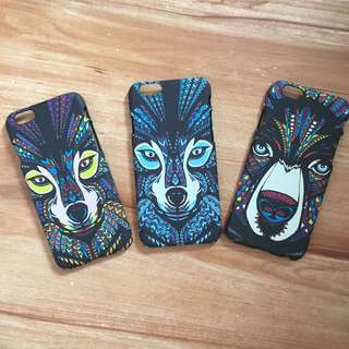 Animal Printed Cases for iPhone 6