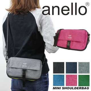 日本Anello新款袋