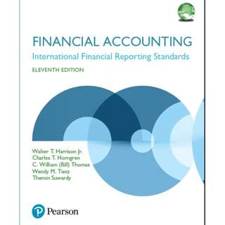 Financial Accounting (11th Global Ed)