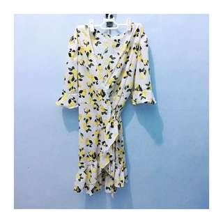 D&G inspired Lemon dress