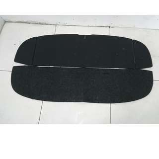 Toyota Wish Spare Tyre Cover (AS2663)
