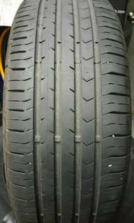 205/55R16 used Continental CPC5tyres