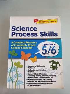 Science Process Skills Pri 5/6