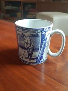 SPODE Blue Room collection- The Golfer