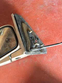 Kancil side mirror left side