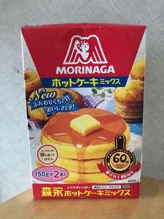 日本森永厚pancake 粉