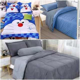 Fitted bed sheet S/SS Comforter set