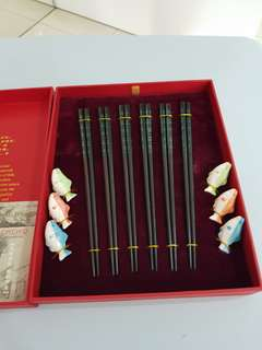 Chinese Chopsticks Gift Set