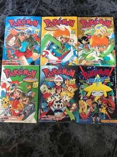 6 comics for $5