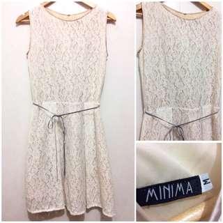 Minima Lace Dress