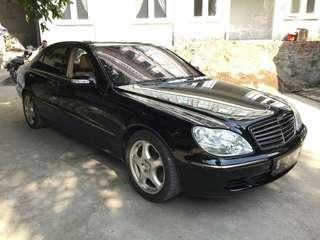S500L 2004 49kKm Mercedes Benz