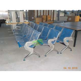 Gang Chairs_Office Partition_Office Furniture**KHOMI**