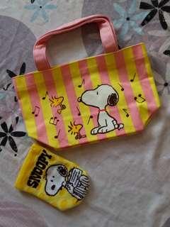 (BNEW) Bundle: Snoopy