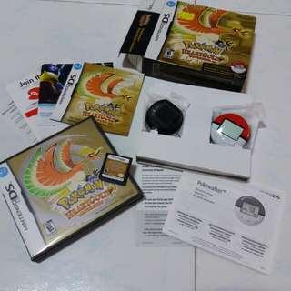 Pokémon Heartgold w pokewalker