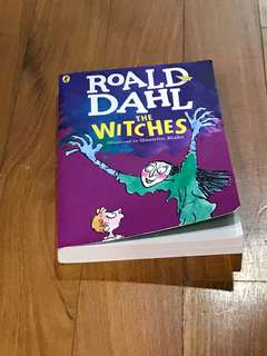 Roald Dahl:The Witches