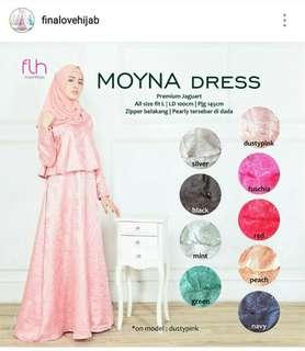 Moyna Dress BY FLH