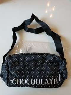 Chocoolate 斜孭袋/旅行用小袋