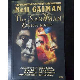 The Sandman Endless Nights (Used)