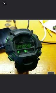 99%新有盒,Razer watch電蛇電競手錶