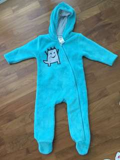Baby Winter Clothes baby berry 6-12 mths