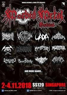 Morbid metal festival 4