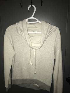American Eagle gray crew neck