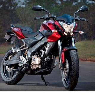 bajaj NS200N  D/P $500 or $0 With out insurance (Terms and conditions apply. Pls call 67468582 De Xing Motor Pte Ltd Blk 3006 Ubi Road 1 #01-356 S 408700.
