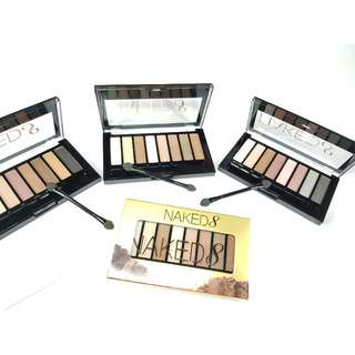 MK eyeshadow naked8