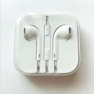 (原廠) 蘋果耳機 iPhone Apple earphones
