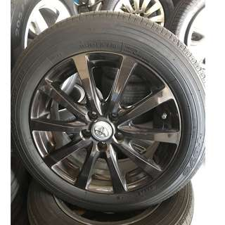 2ND HAND TOYOTA WHEEL 16INCH