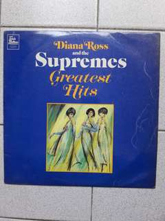 Diana Ross and The Supremes 12in LP