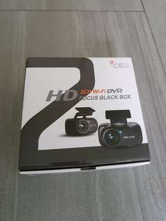 BNIB: E Cell Focus In Car Camera (Made in Korea)