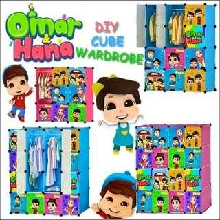 Omar Dan Hana Diy Cubes