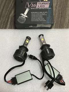 **60% OFF** V16 Turbo LED Car Headlight